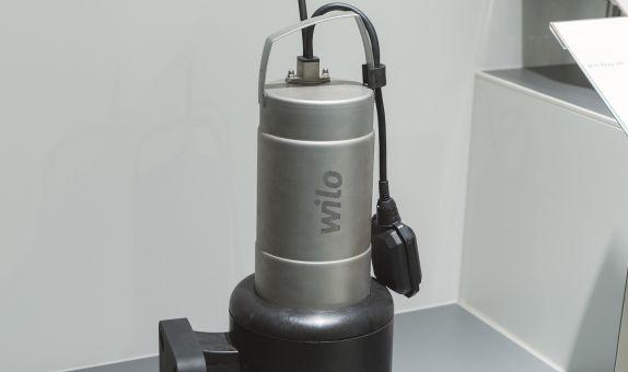 Wilo'dan Atıksu Uygulamalarına Özel Pompa Çözümü class=