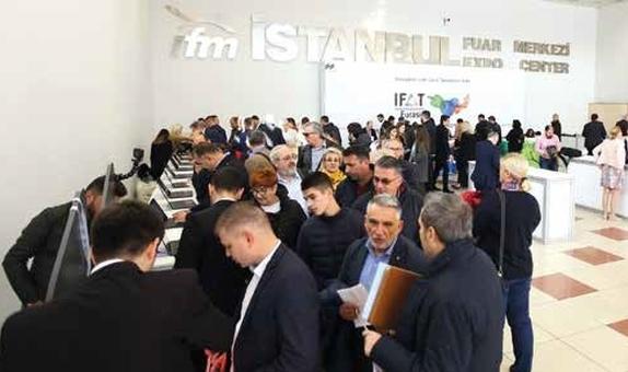 IFAT Eurasia için Geri Sayım Başladı