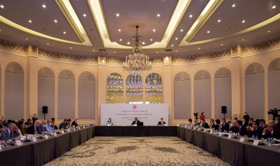TBMM Müsilaj Sorununu Araştırma Komisyonu İstişare Toplantısı Yapıldı
