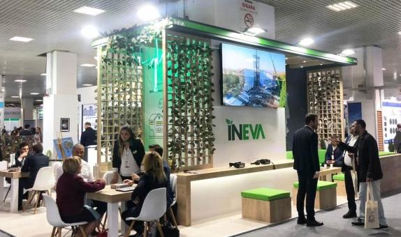 Arıtma Çamurundan Yenilenebilir Enerji Üreten INEVA, IFAT Eurasia'da