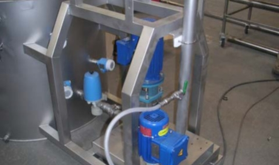 Biogas Purifıer (Desülfürizasyon) class=