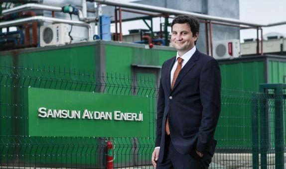 """Samsun Avdan Yönetici Ortağı Erol İren: """"Biyogaz ile Bağımsız Bir Enerji Ekonomisi Yaratılabilir"""" class="""