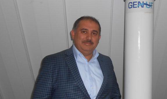 MEMSİS Çevre Teknolojileri Araştırma ve Geliştirme Ltd. Şti. Genel Müdürü Prof. Dr. İsmail Koyuncu