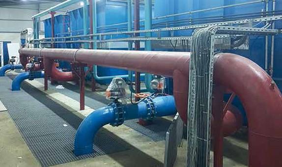 Hazar Arıtım'dan TİSKİ Karakaya Grup İçme Suyu Arıtma Tesisi