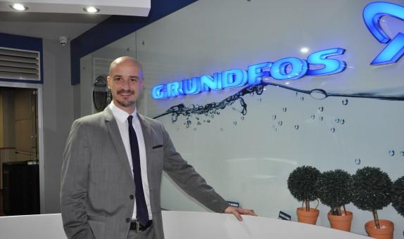 Grundfos Pompa Genel Müdürü Burak Gürkan: 'Geleceğin Pompası, Grundfos Çatısı Altından Çıkacak'