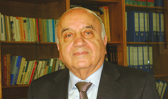 Prof. Dr. Ahmet Samsunlu Hocamız Vefat Etti