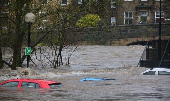 Masdaf, Sel Riskine Karşı Uyardı