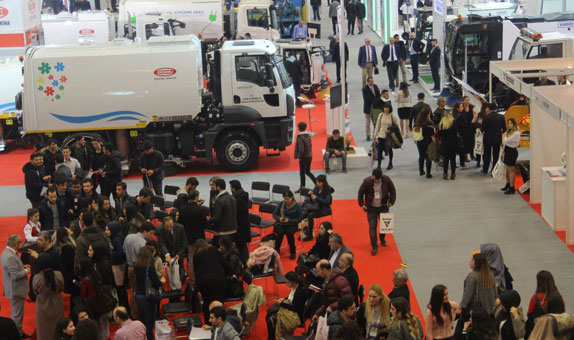 REW İstanbul, Çevre ve Şehircilik Bakanlığı'nın Desteğiyle Düzenleniyor