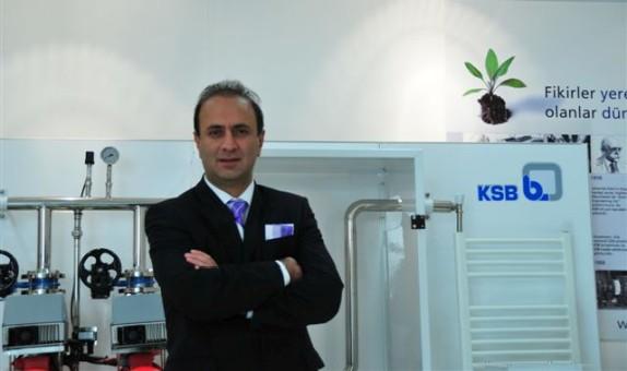 KSB Türkiye'nin Yeni Vizyonu: 'Mekatronik Merkezi'