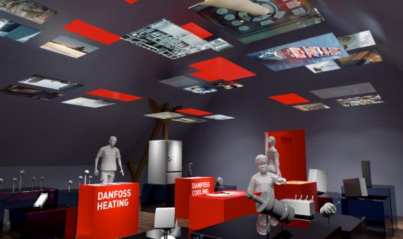 Yenilenen Danfoss Müzesi Danimarka'da Açılıyor