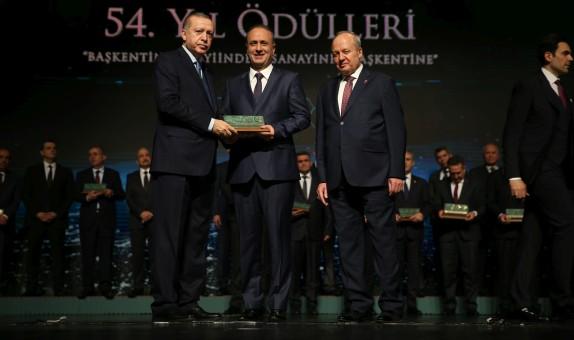 KSB Türkiye, Ar-Ge Ödülü Aldı