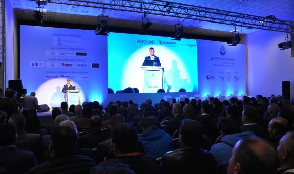 4. Su Kayıp ve Kaçakları Türkiye Forumu Yapıldı