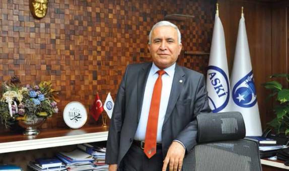 ASKİ Genel Müdürü Prof. Dr. Cumali Kınacı: 'Kısa Sürede Belli Bir Mesafe Kat Ettik'