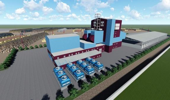 250 Bin Ton Atık ile 200 Milyon kW/saat Elektrik Üretilecek