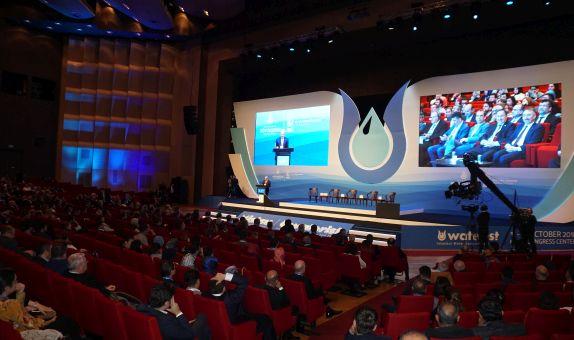 İstanbul Su Kongresi Yoğun Bir Katılımla Düzenlendi