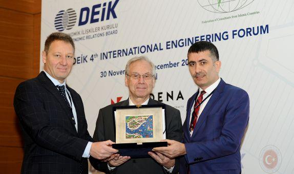 Uluslararası Mühendislik Forumu'nda Su Sektörü Ele Alındı