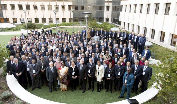 Dünya Su Konseyi 8. Genel Kurul Toplantısı Yapıldı