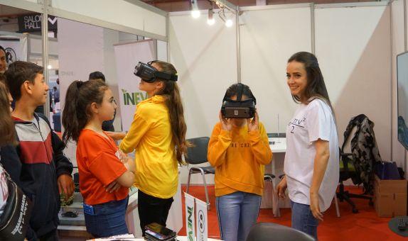 INEVA Çevre Teknolojileri 8. Bursa Bilim Şenliği'ne Katıldı