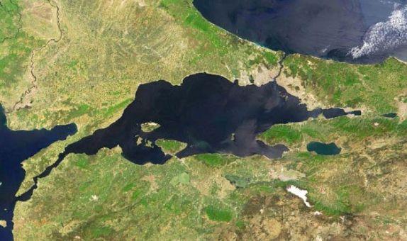 Marmara Denizi'ndeki Kirlilik Giderek Artıyor