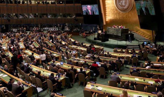 BM İklim Zirvesi Düzenlendi