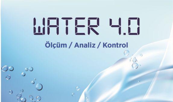 Water 4.0 Etkinliği 31 Mart'ta Ankara'da Düzenlenecek