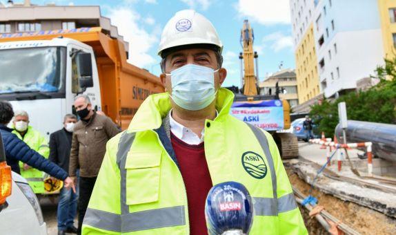 Asbestli Boruların Değişimi için İhale Tarihi Belli Oldu