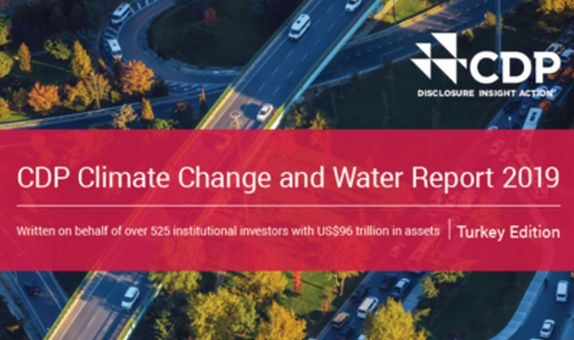 CDP İklim Değişikliği ve Su Programı 2019 Türkiye Sonuçları Açıklandı class=