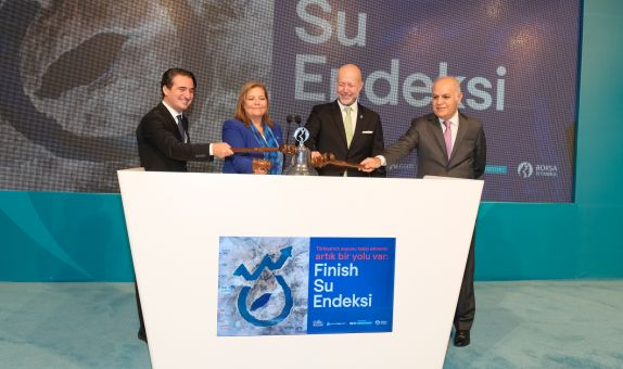 Türkiye'nin Yeni Değeri: Finish Su Endeksi