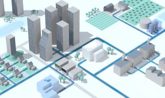 Akıllı Kentler için Sürdürülebilir Akıllı Su Yönetimi