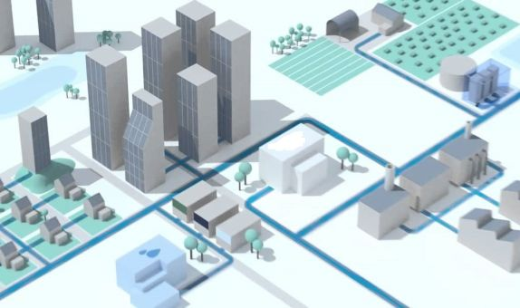 Akıllı Kentler için Sürdürülebilir Akıllı Su Yönetimi class=