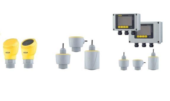 VEGA Su ve Atıksu Endüstrisinde Kullanılan Ölçüm Teknolojileri