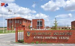 Ergene Havzası'nda bir belediye tarafından tamamlanan ilk arıtma tesisi Lüleburgaz Atıksu Arıtma Tesisi