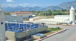 Antalya OSB Evsel ve Endüstriyel Atıksu Arıtma Tesisi
