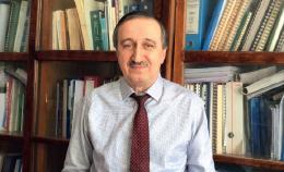 İTÜ Çevre Mühendisliği Bölümü Öğretim Üyesi ve İSKİ Yönetim Kurulu Üyesi Prof. Dr. İzzet Öztürk: