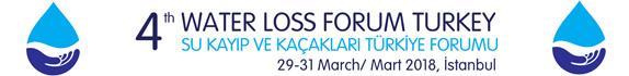 4. Su Kayıp ve Kaçakları Türkiye Forumu
